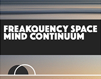 Freakquency Space Mind Continuum Album Art