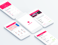 LaManicurista App Design