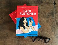"""Book cover """"Pani Fletcher"""" Znak Literanova, 2018"""