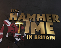 HAMMER TIME IN BRITAIN