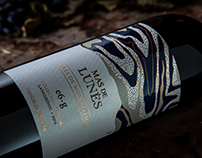 Mas de Lunès E6-G || Wine Packaging Design