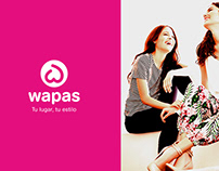 Branding | Wapas