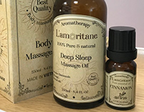 Lamoritane aromatherapy