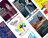 INSTITUTE FRENCH KUWAIT | Marketing Materials