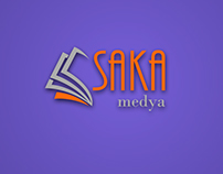 Saka Medya Logo Animation