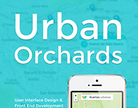 Urban Orchards Web App