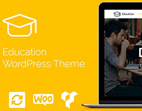 Education WordPress Theme - Learning Site Builder