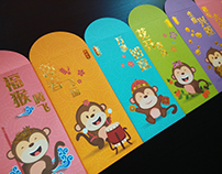 Chinese New Year 2016 Angpow Design