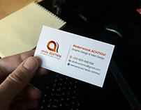 Business Card Design-1