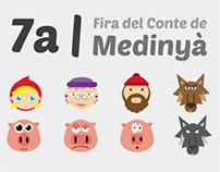 7ª Fira del Conte de Medinyà
