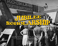 Jubilee Scholarship Visual Identity