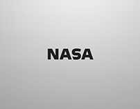NASA Identity Redesign (Study Project)