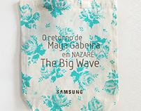 Samsung - Maya Gabeira