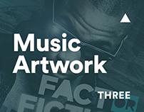 Music Artwork THREE