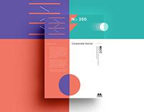 Trend 2019 - Layout /branding