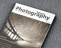 Smart Photography : Magazine Redesign