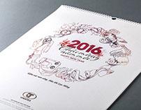 Vinatex Calendar 2016