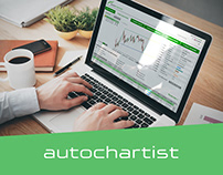 Autochartist Landing page