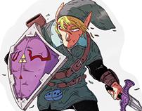 [Illustration] Legend of Zelda