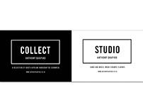 Anthony Shapiro - logo, identity & branding