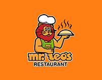 Mr.Leo's: Actualización de Logo+Mascota