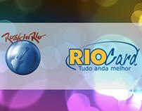 Rio Card no Rock in Rio