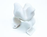Flower LED Bangle (Statement Piece)
