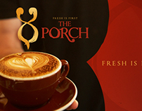 The Porch - Logo Design
