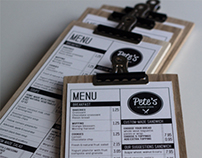 Pete's - Authentic Cooking