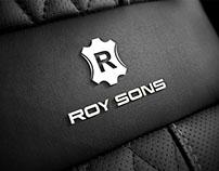 ROY SONS Branding