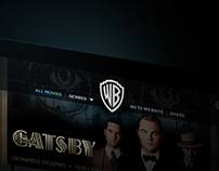 Warner Bros. VOD Store Design
