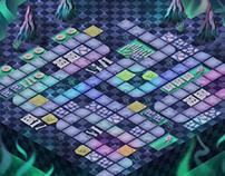 Monster Fantasia Map Design