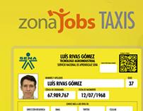 Zona Jobs - Taxis