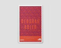 SVA LECTURE POSTERS
