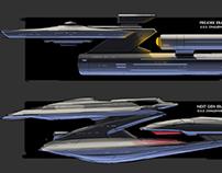 Starship Design 101