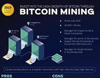 Bitcoin Mining Brochure