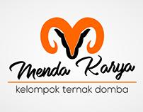 Logo 'Menda Karya'