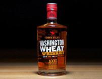 Dry Fly Whiskey Bottle
