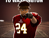 NFL Networks: Mr. Norman Goes to Washington