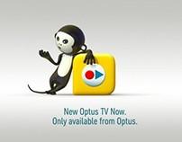 Optus Monkey Character
