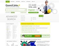 Council jobs