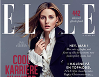 Olivia Palermo for ELLE by Rachell Smith