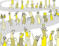 The Animal Maskparade