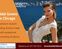 Bridal Wedding Dresses outlet in chicago | 8479838616 |