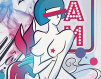 """Một Lằn"" Artwork for Sex Issue | Hifi Magazine"