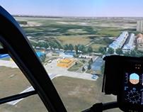 FTD EC135 Simulator - Warsaw, Poland