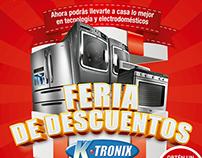 Feria de Descuentos Ktronix