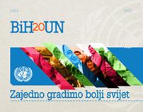 BiH 20 UN
