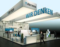 Hermes / Transport und Logistic 2013 pitch