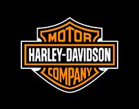 Harley Davidson / Dark Promo